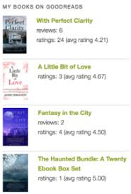 adding a goodreads books widget to your author website blackbird