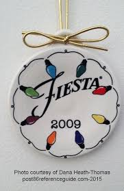 fiestaware lights lights card and decore