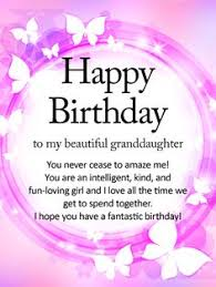 happy birthday granddaughter quotes quotesgram by quotesgram