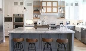 white kitchen cabinets grey island 20 fabulous kitchens featuring grey kitchen cabinets the