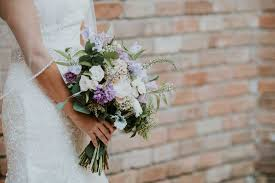 houston florist lavender and gray garden wedding in houston destination