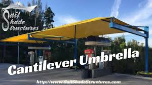 Canopy Car Wash by Sail Shade Structures For Car Washes Youtube