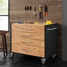 diy wood tool cabinet mobile tool storage box home garage gym mancave pinterest