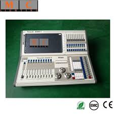 dmx light board controller customized touch 4096 titan tiger touch dmx light board controller