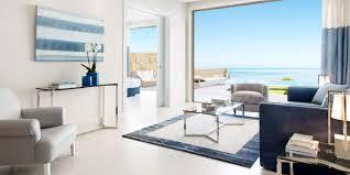 chambre piscine hôtels de luxe grèce halkidiki chambres d hôtel modernes sani