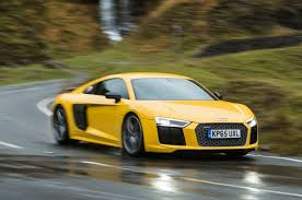 second generation audi r8 audi r8 review 2017 autocar