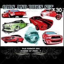 cars u0026 bikes vector set 17 car wheels cars and graphic design