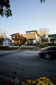 Architecture Company Edenton St Duo By Raleigh Architecture Company