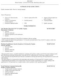 veteran resume sample gallery creawizard com