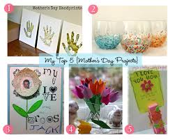 my top five mother u0027s day projects the stitchin mommy