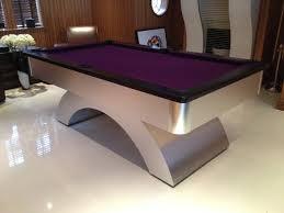 modern billiard table contemporary pool tables uk bespoke modern designs