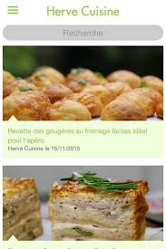 foret hervé cuisine herve cuisine applications android sur play