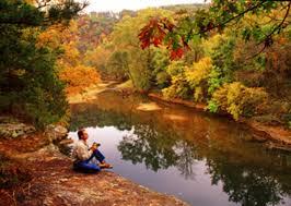 fall colors harrison arkansas