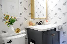 how to decorate a rental home without painting 21 small bathroom decorating ideas