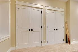 Double Swing Door Double Swing Interior Closet Doors