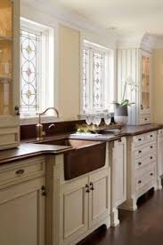 Antique White Kitchen Cabinets by 27 Antique White Kitchen Cabinets Amazing Photos Gallery Brown