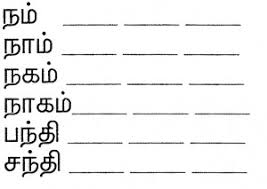 tamil script learners manual 3 learning moduals