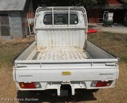 mitsubishi minicab van 2000 mitsubishi minicab truck item eb9017 sold october