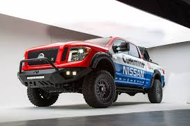 nissan frontier off road 2016 nissan titan xd diesel u2013 built for sema