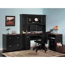 L Shaped Home Office Desk With Hutch by Home Office Computer Desk With Hutch 2301 Ebay Home Office Desk
