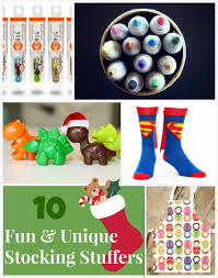 Ideas For Stocking Stuffers 10 Fun And Unique Stocking Stuffer Ideas