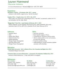 Senior Software Engineer Resume Sample by 100 Vfx Resume Vfx Compositor Resume Contegri Com Software