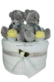 Unisex Gifts 24 Best Gifts For Twins And More Images On Pinterest Nappy Cake