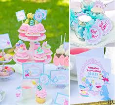 Mad Hatter Decorations Kara U0027s Party Ideas Whimsical Alice In Wonderland Mad Hatter Tea