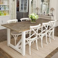 dining room tables fabulous reclaimed wood dining table small