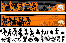 1 396 halloween cartoons cliparts stock vector and royalty free