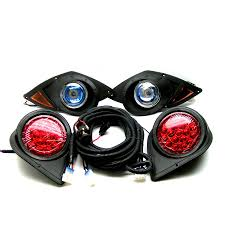 drive light kit for yahama g29 golf carts golf cart pinterest
