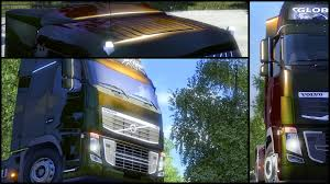 volvo trucks jobs euro truck simulator 2 metallic paint jobs pack steamnext