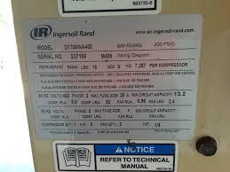 ingersol rand 1700 scfm air dryer united food u0026 beverage