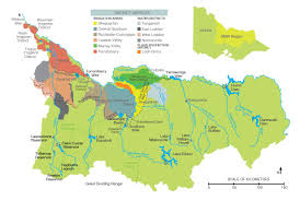 Water Country Map Goulburn Murray Water Region Map Goulburn Murray Water