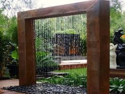 27 new diy outdoor water fountains pixelmari com simple large outdoor water fountains