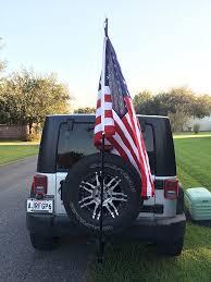 Hitch Flag Jeep Jaunt U0027 Auction Items