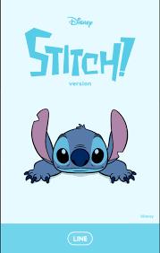 theme line blue theme line stitch บร การส ง sticker line gift ราคาถ ก sticker