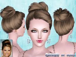 sims 3 hair custom content female hair custom content caboodle