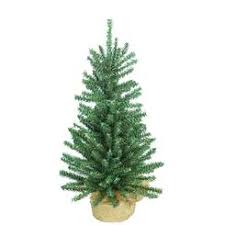18 inches artificial trees