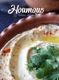recette cuisine libanaise mezze houmous mezzé libanais de pois chiches et tahin recette appart