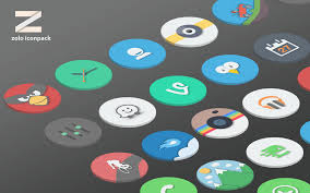cool icons for android zolo icon pack android apps on play