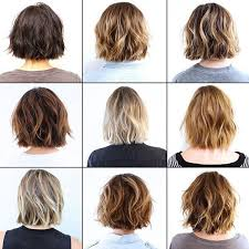 medium hair styles with layers back view 18 best new short layered bob hairstyles popular haircuts