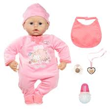 baby annabell 18 inch baby doll toys