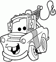 mater colouring pages matter coloring pages lightning