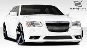 chrysler car 300 11 14 chrysler 300 srt look duraflex front body kit bumper ebay