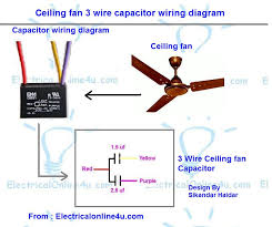 how to test a 5 wire ceiling fan capacitor goodlifeclub info 16