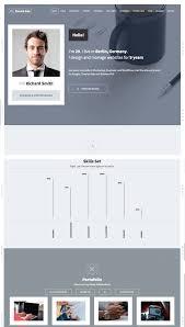 free resume templates website design 11 graphic designer sample