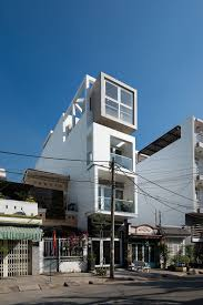Savvy Homes Floor Plans by Versatile Narrow House In Ho Chi Minh City Beats The Space Crunch