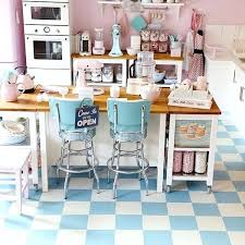 pink kitchen canisters retro pink kitchen retro pink kitchen table huetour club