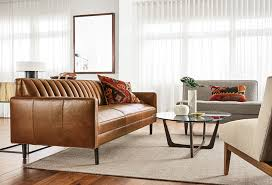 Reese Sofa Room And Board Tight Back Sofas Give A Modern Look To Any Size Space